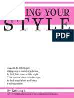 Finding Your Style Booklet by Tylon-d575hhd