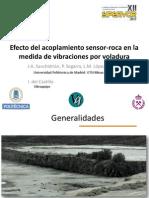 Efecto Del Acoplamiento en La Medida de Vibraciones-SIPERVOR2013