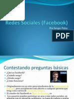 Facebook Sergio Palay