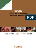 Exposicion Del Cobre .... Cobre Salud Medio Ambiente Nuevas Tecnologias