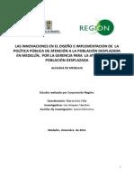 Region_Innovaciones UDF_Dic de 2011