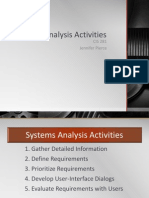 2-2 systems analysis activities
