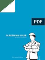 Screening Guide Esp