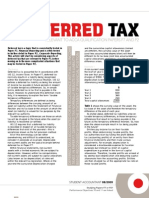 t Deferred Tax