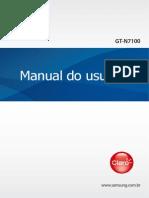 Manual Do Usuario Celular