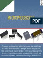 Milici Scurta Istorie a Microprocesoarelor