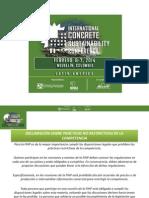 Icsc-Viernes-6 Huella de Carbono en El Concreto