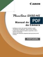 Manual PowerShot SX50 HS