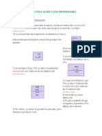 Propiedades de La Multiplicacic3b3n