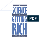The science getting of rich 1