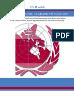 Human Rights Scorecard