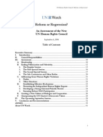 Reform or Regression? An Assessment of the New UN Human Rights Council
