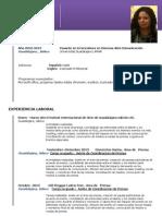 CV Alejandra