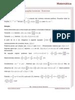 Equações Funcionais