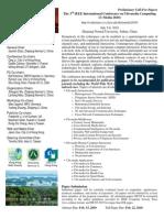 The 3rd IEEE International Conference on Ubi-media Computing (U-Media 2010)