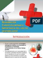 RCP - Fibrilacion