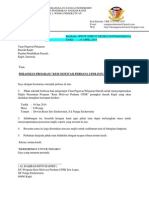 Surat Jemputan Ppd