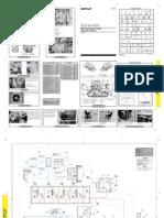 Diagrama hidraulico D9T