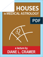 3 the Houses in Medical Astrology