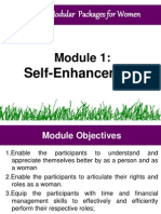 Module 1 Self Enhancement