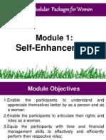 Module 1 Self Enhancement