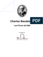 Las Flores Del Mal- Charles Baudelaire
