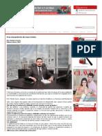 Fraccionamiento de Macro Lotes __ Revista Clave