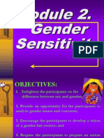 Module 2 Gender Sensitivity