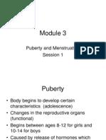 Module 3 Self Care of Women