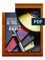 2-Software Audit & Prosedur