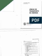 27 Líneas de Transporte de Energía - Luis María Checa - Ed. Marcombo Parte I