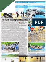 KENYIR IKON PELANCONGAN MALAYSIA