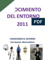 Conocimiento Del Entorno 2011