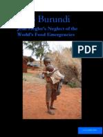 Blind to Burundi