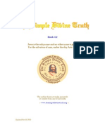 The Simple Divine Truth Book - 02
