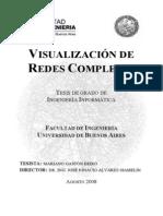 Visualización de Redes Complejas