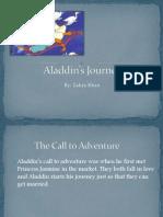 aladdins journey