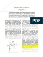 Barker, Elementary Analysis of the Gyroscope