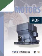 Large DC Motors