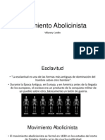 Movimiento Abolicinista