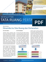 Newsletter TRP Edisi Maret 2014