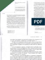 Materia de Derecho Ley, Costumbre y Jurisprudencia