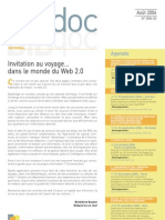 Bibdoc 2006-2   Eté 2006 (Documentation & Web 2.0)