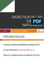 Didactica de Las Ciencias Naturales1
