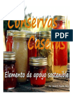 Conservas Caseras Taller