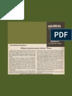LACRAMIOARA LUPASCU - SCHITA DE PORTRET PENTRU LUCIAN TAMAS