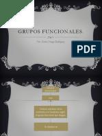 Grupos funcionales Kevin Ortega