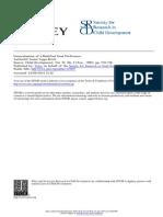 Generalizations of a Modified Fodd Preferences
