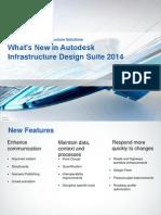Autodesk Infrastructure Design Suite 2014 Whats New Presentation En