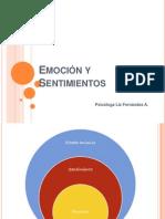 Emocion y Sentimiento Como Procesos Psicológicos